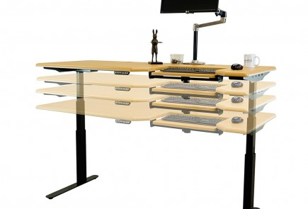 iMovR Omega Everest Standing Desk