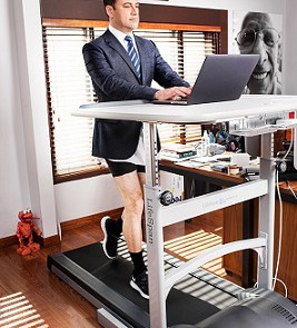How To Get Your Employer To Pay For Your Treadmill Desk