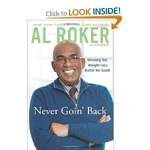 Al Roker uses a treadmill desk in his office to keep the 130 lbs. off forever