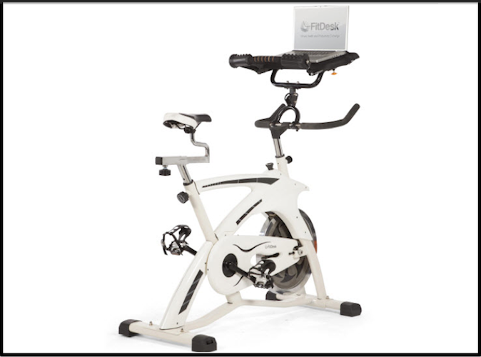Fitdesk Executive Trainer Cycle Desk Product Review