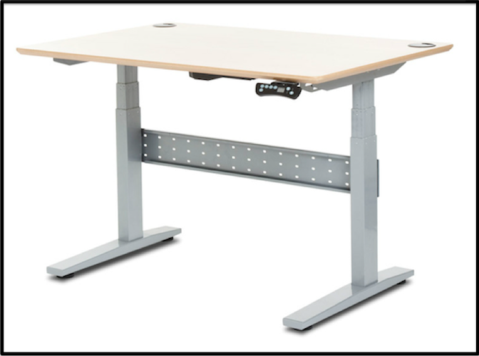 Geekdesk Electric Height Adjustable Desk
