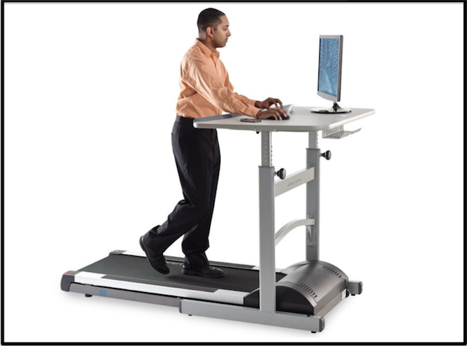 Lifespan TR5000 DT5 Treadmill Desk