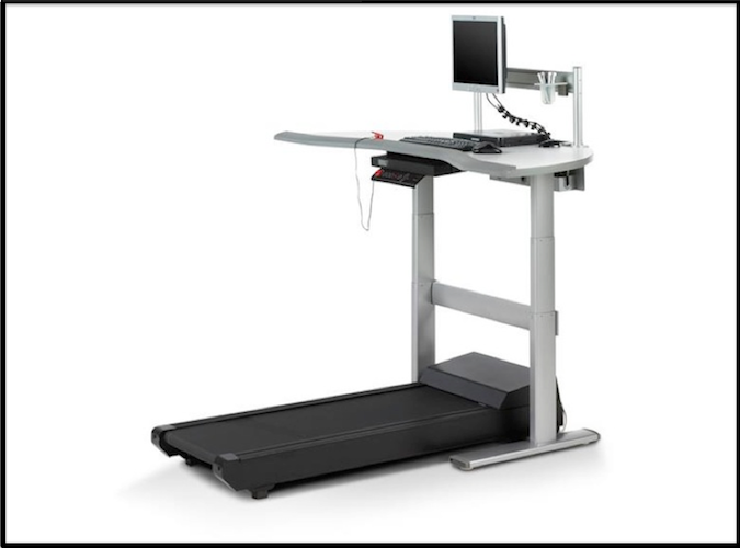 Steelcase Walkstation Treadmill Desk