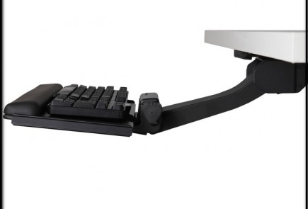 Ergotron Neo Flex Underdesk Keyboard Arm Editors Review