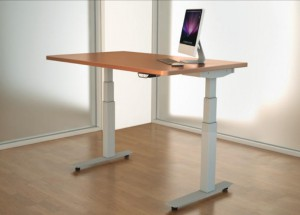 RISE Height Adjustable Electric Standing Desk