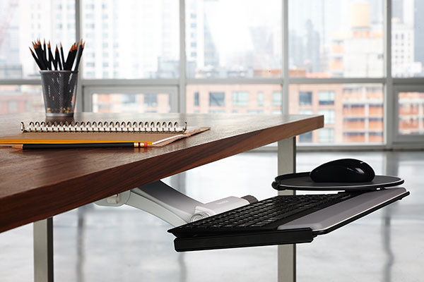 Humanscale Keyboard Tray System Product Review