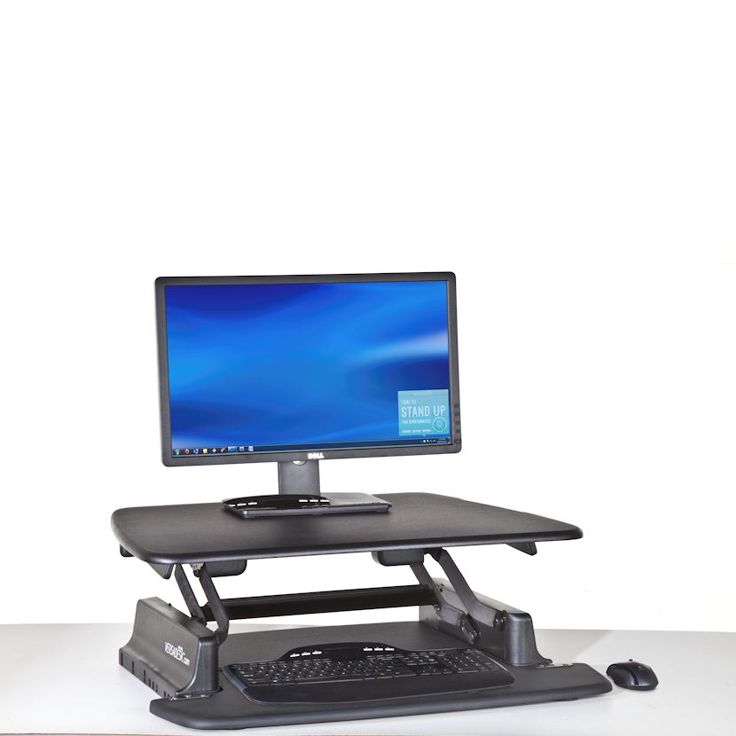 VariDesk Sit-to-Stand Desktop Riser
