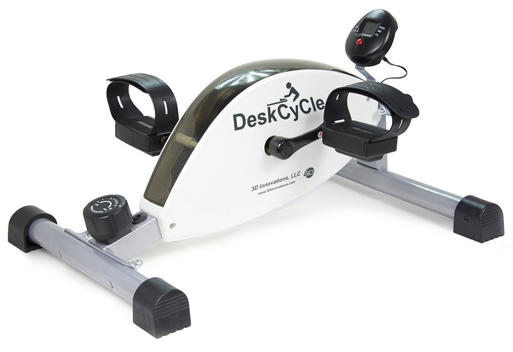 3d Innovations Deskcycle Bike Desk Review Work While Walking