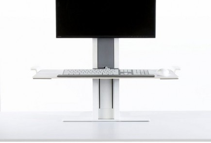 HumanScale QuickStand Sit Stand Workstation