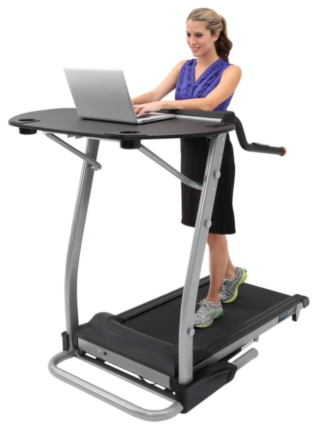 Exerpeutic Workfit 2000 Treadmill Desk Product Review
