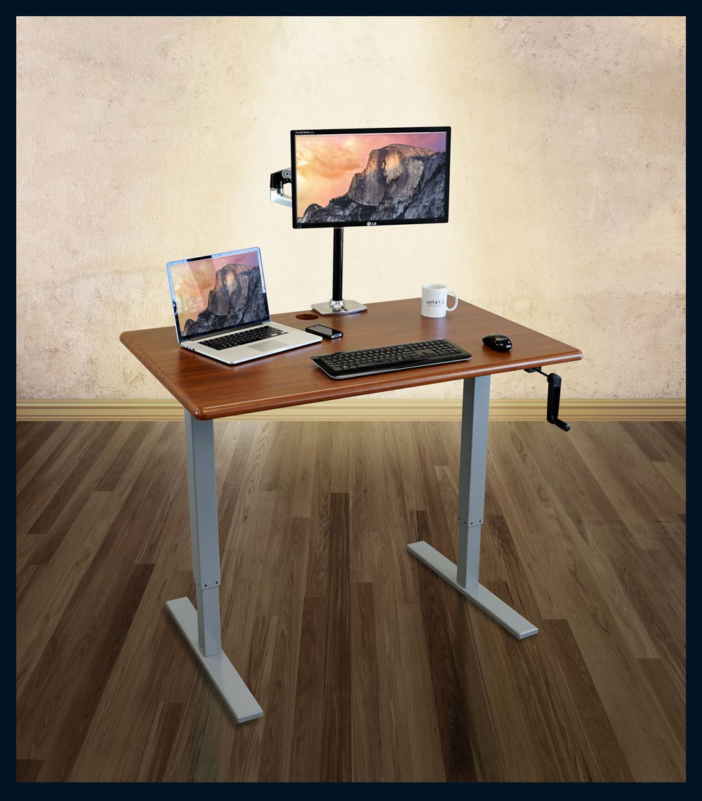iMovR Ellure Stand Up Desk