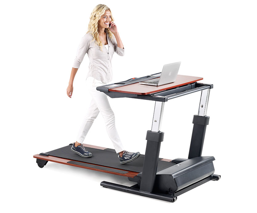 Nordic Track Treadmill Desk