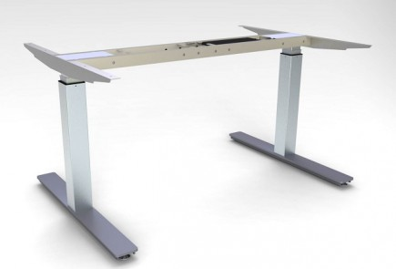 iMovR Vigor electric standing desk base