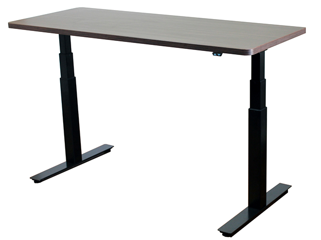 Uprise Adjustable-Height Stand Up Desk