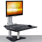 Wallaby Sit-Stand Workstation