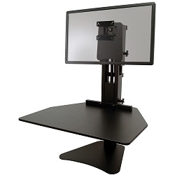 VIctor DC300 Sit Stand Workstation