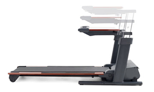 NordicTrack Treadmill Desk Height Adjustability