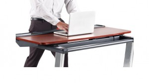 NordicTrack Treadmill Desk Wrist Pain
