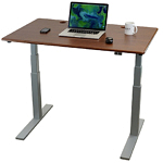 iMovR Upsilon Adjustable-Height Desk