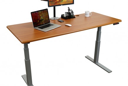 UpTown Adjustable Height Desk is a Great Value