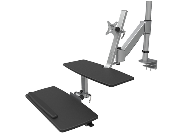 ESI Climb Adjustable Sit Stand Workstation Review