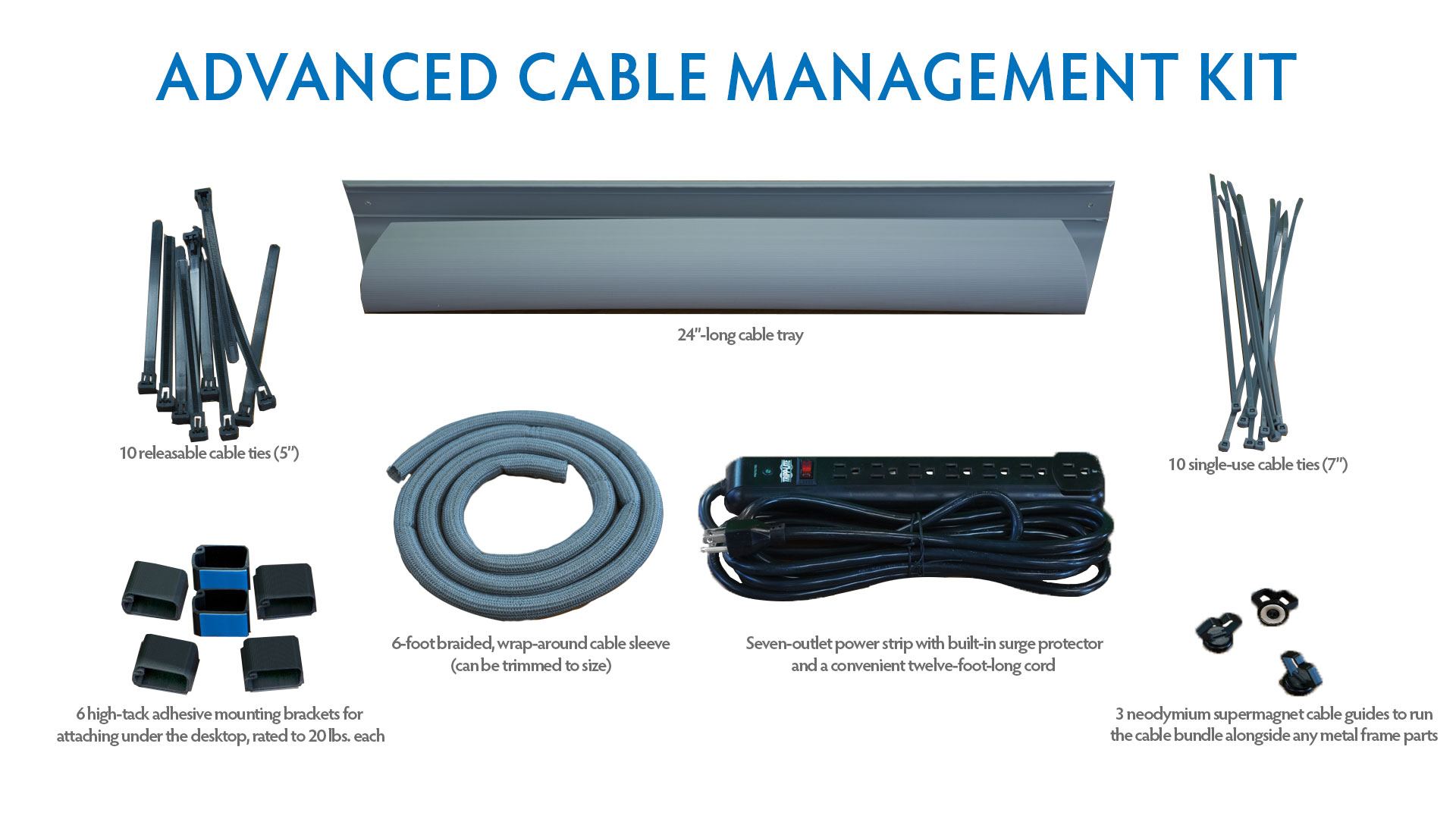 Imovr Cable Management Kit Review