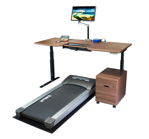 Treadmill For Desk At Work: Best Treadmill Desk Reviews