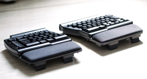 The Ergo Pro Compact Ergonomic Keyboard