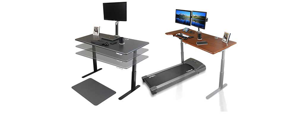 Standing desk or walking desk, which desk to choose?