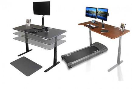 Standing desk or walking desk, which desk to choose?