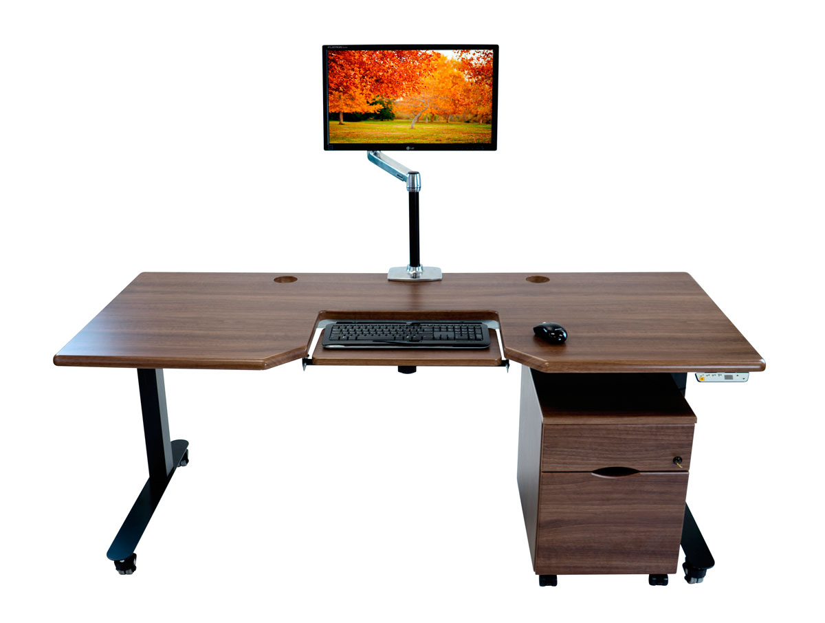 Can T Find A Standing Desk With Drawers There S A Reason