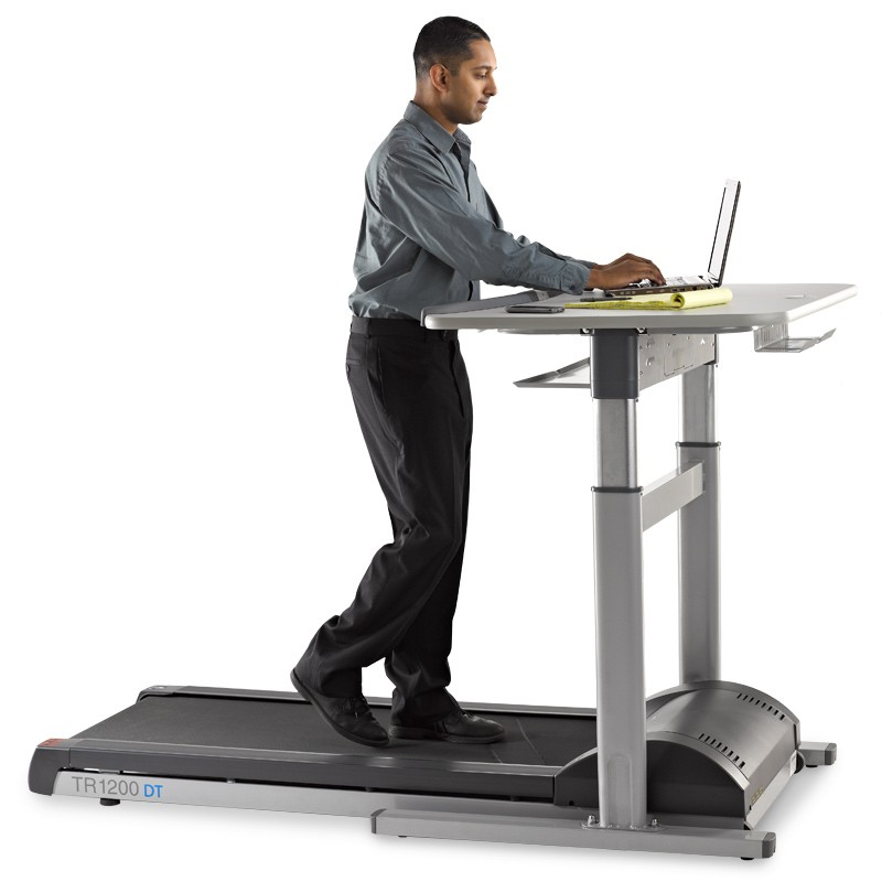 7. LifeSpan TR1200 DT7 Treadmill Desk