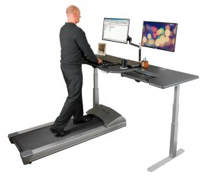 iMovR ThermoTread Everest Treadmill Desk