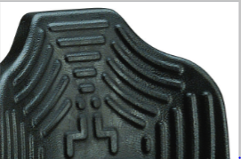 TreadTop Chair Molded Polyurethane Seat Back
