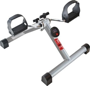 The Stamina InStride Folding Cycle is built for portability, not durability.