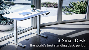 Autonomous Smart Desk, World's Best Standing Desk