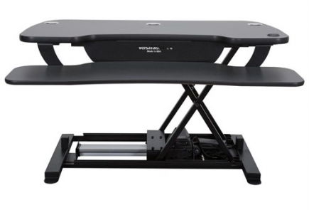 Fellowes Lotus Sit Stand Workstation Review