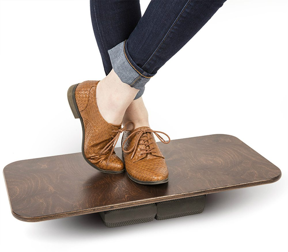 Adjustable standing platform from Fitterfirst