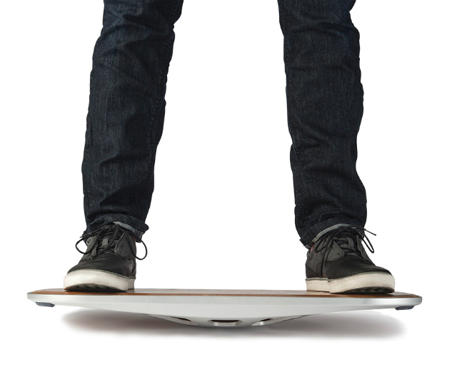 The Level Balance Board