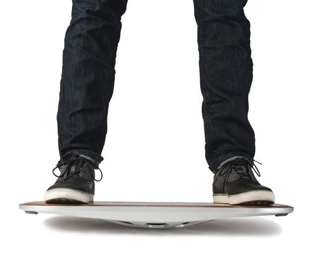 The Level Balance Board