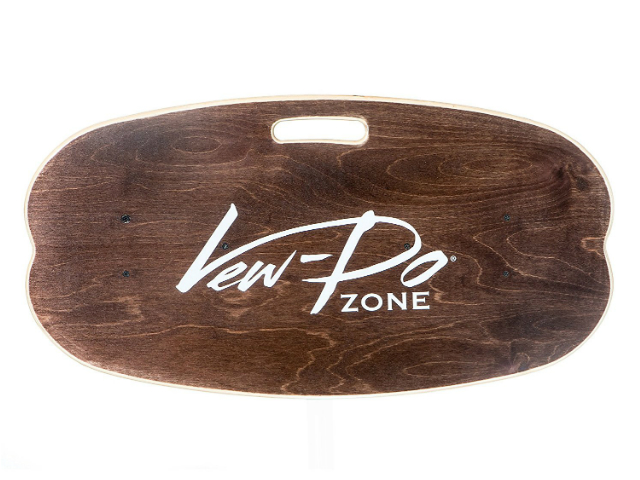 Vew-Do Zone Stand Up Desk Balance Board in Chocolate