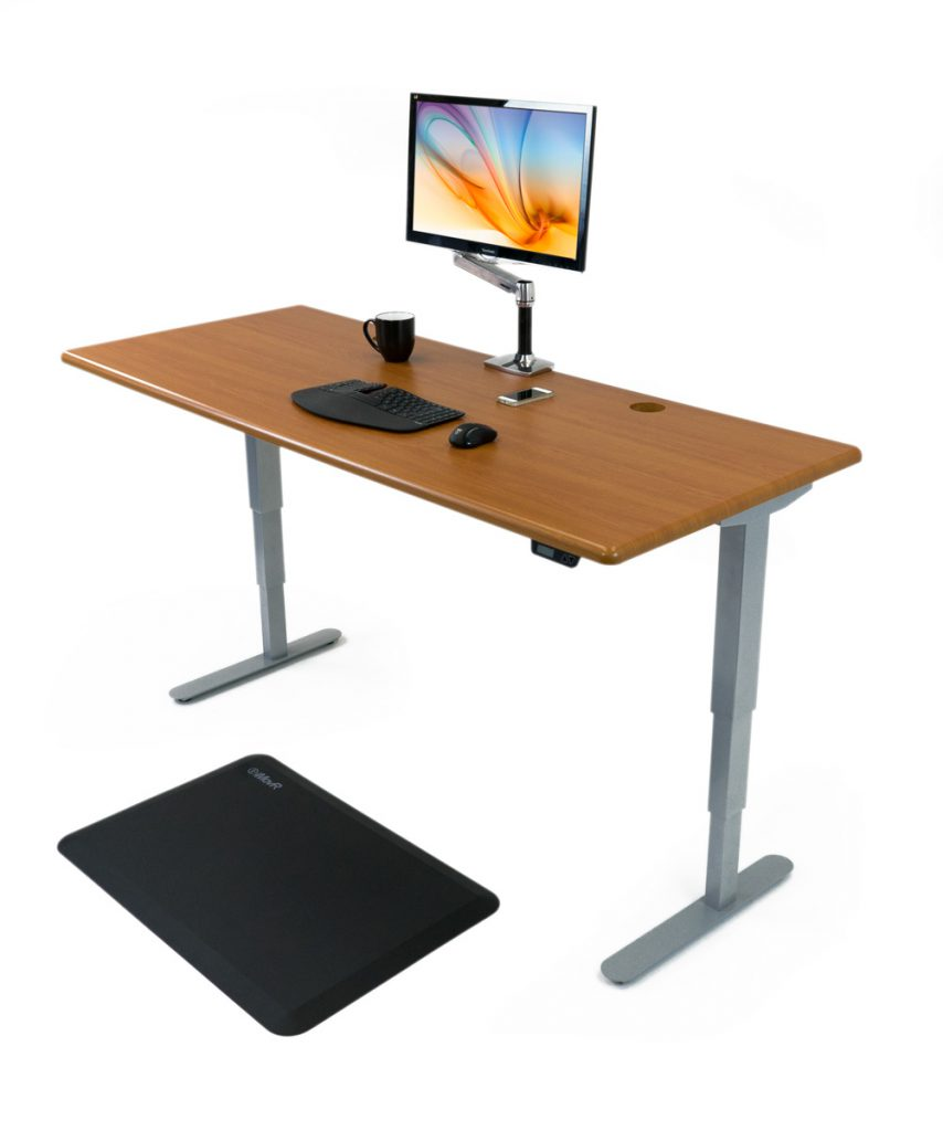 made-in-america standing workstation