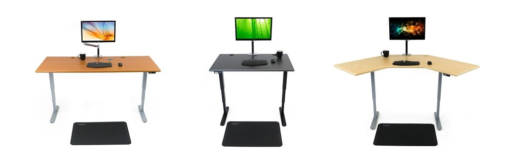 iMovR Energize Standing Desk Customization