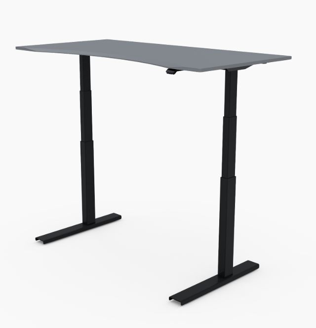 Updesk Pro Commercial Grade Electric Adjule Standing Desk Review