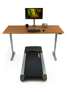iMovR Energize Walking Desk