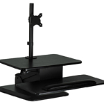 MountIt Sit-Stand Desk mount