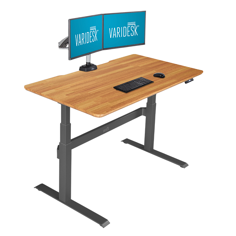varidesk prodesk 60 electric standing desk review