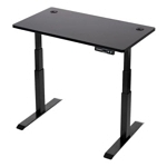 StandDesk Pro in basic black