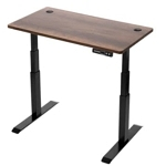 StandDesk Pro in generic wood finish