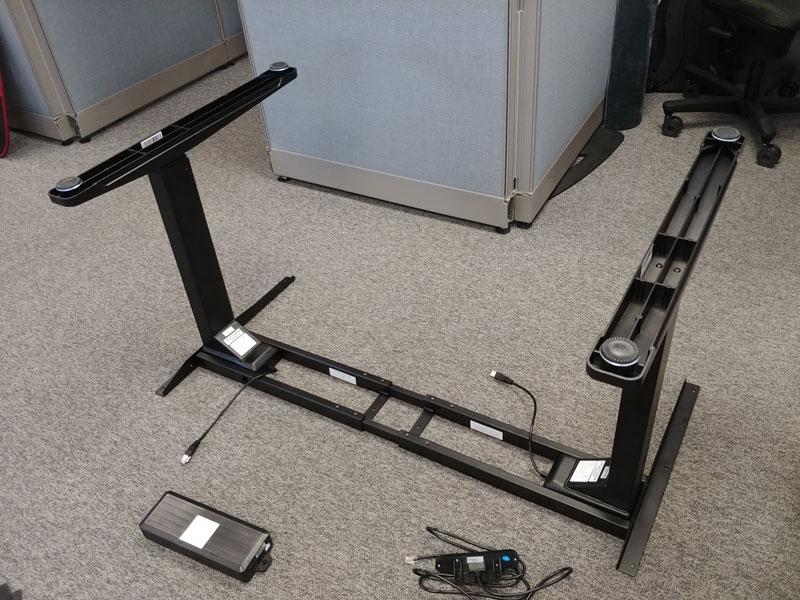 UpLift-DIY-Standing Desk-Base